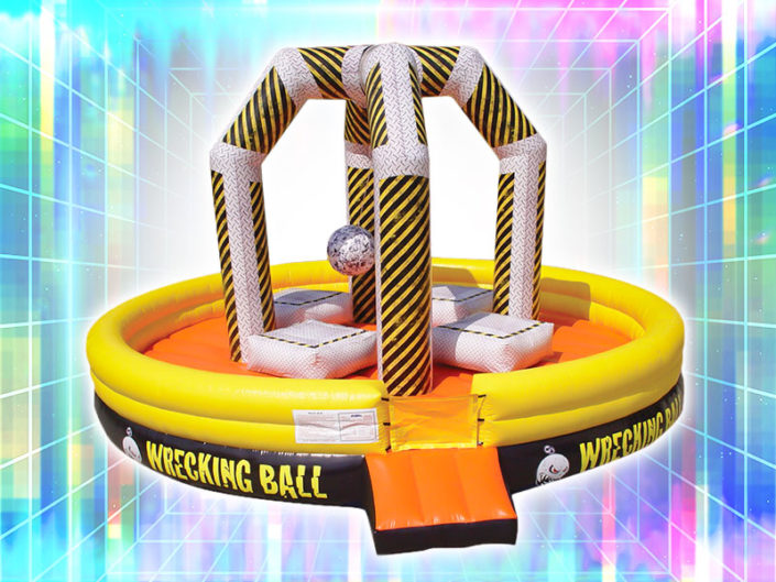 Nuclear Wrecking Ball ($600)