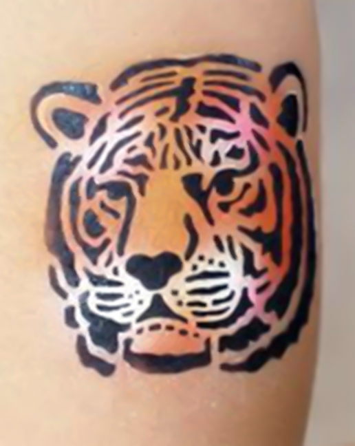Air brush tattoo artist rental