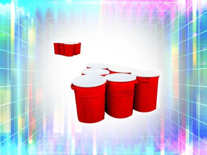 Giant Beer Pong ($195)
