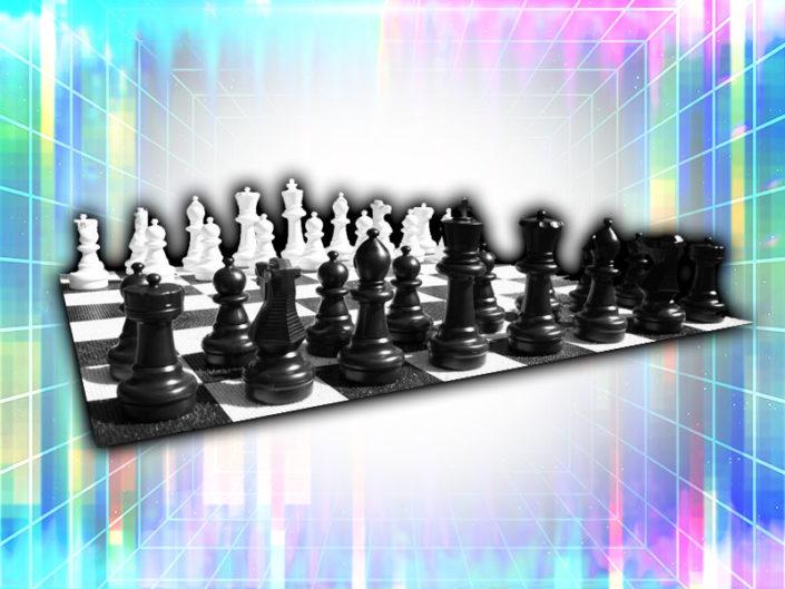 Giant Chess Set ($150)
