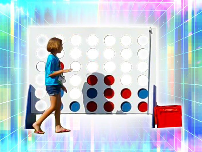 Giant Connect Four ($150)