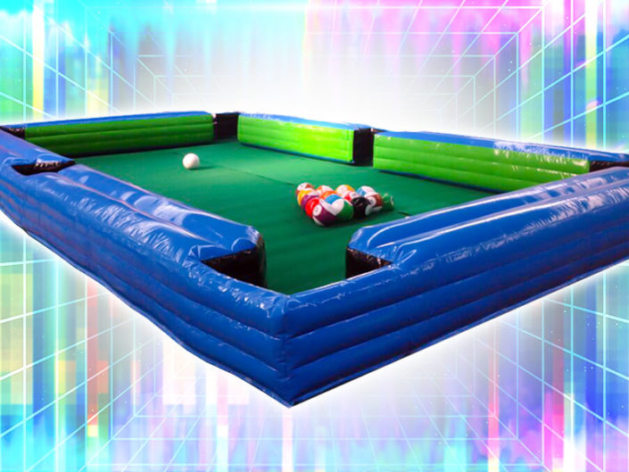 Giant Inflatable Pool Table ($525)