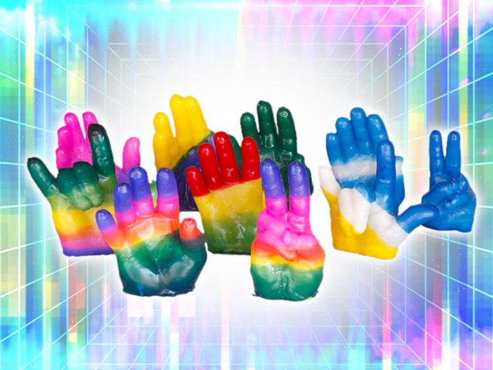 Wax Hands ($800)